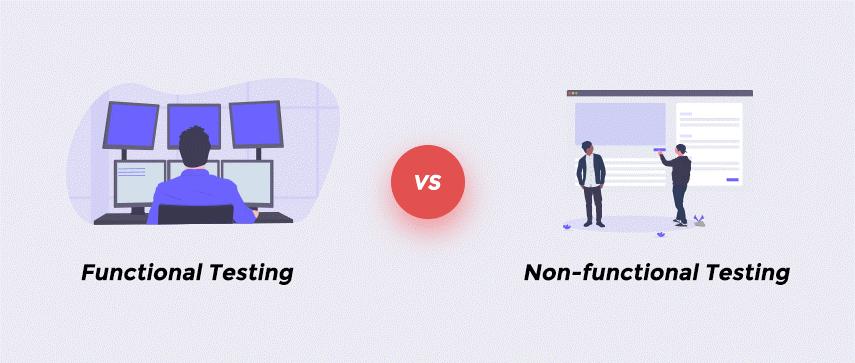 Functional v/s Non-functional Testing